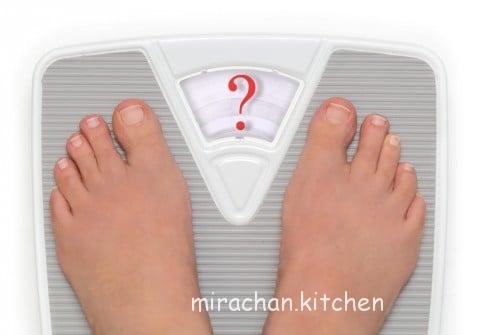 giảm cân khi mang thai