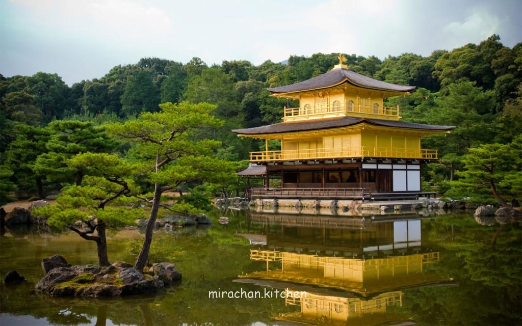 Kinkakuji - Tỉnh Kyoto