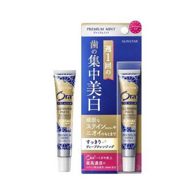 Kem đánh răng trắng răng Nhật Bản