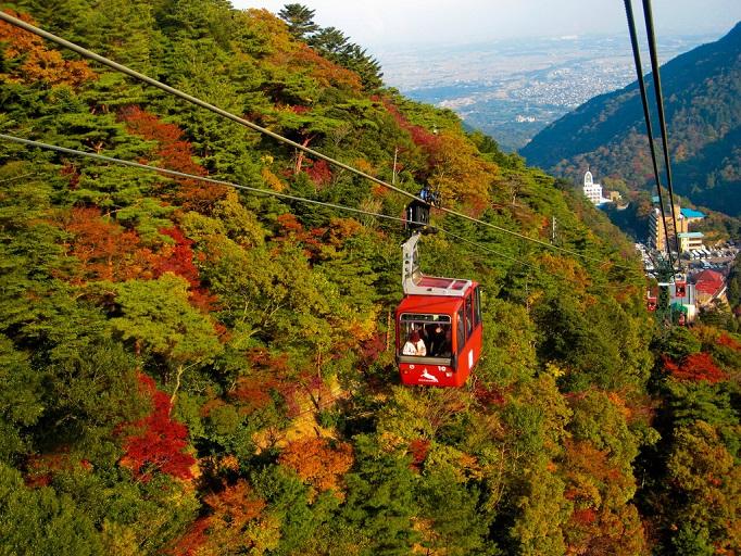 Gozaisho mount