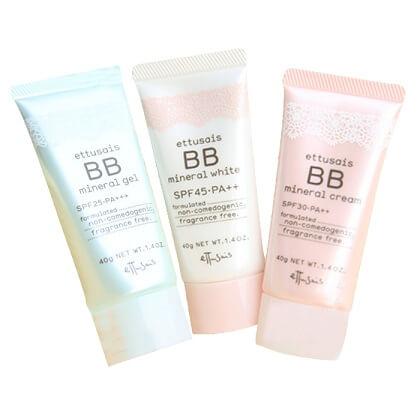 Kem trang điểm Ettusais BB Mineral Cream