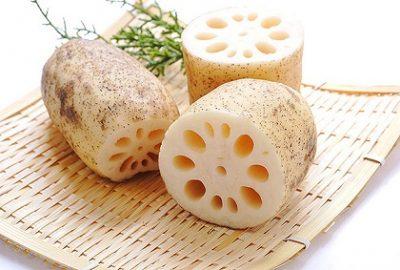 Bột rau củ của Nhật từ Củ Sen