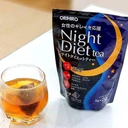 Trà giảm cân ban đêm Orihiro