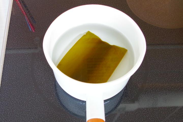 nước dùng kombu dashi