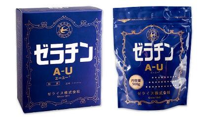 bột làm bánh của Nhật - gelatin