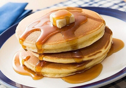bột làm bánh của Nhật - pancake