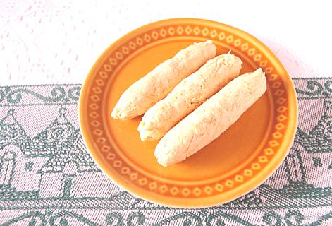 xúc xích đậu hủ takano