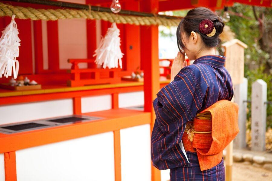 Người Nhật đón năm mới