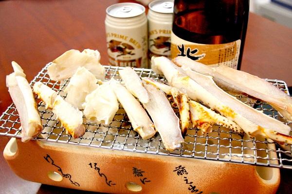 Cách ăn Kani