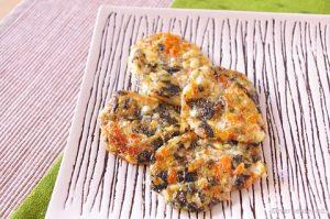 rong biển wakame và đậu hũ
