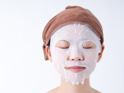 lotion sheet mask