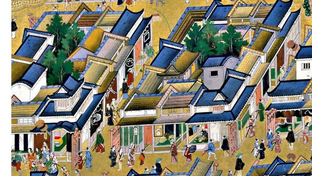 Tokyo thời Edo
