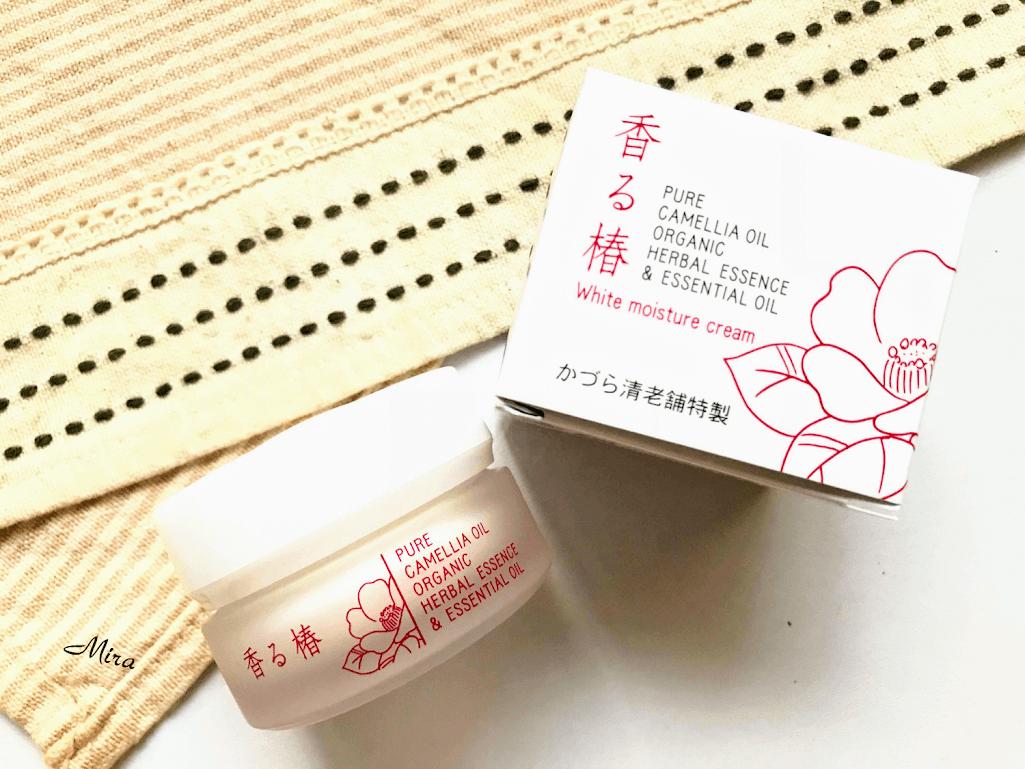 Kazurasei white moisture cream