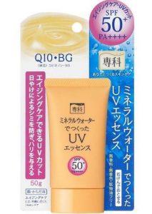 Shiseido Senka Aging Care UV Sunscreen