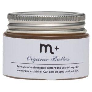 Sáp vuốt tóc m + Organic Butter