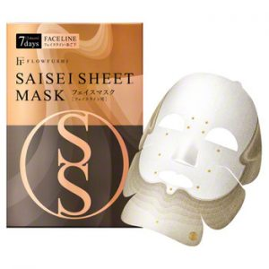 FLOWFUSHI Saisei Sheet Mask