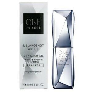 One By Kose Melanoshot White Serum