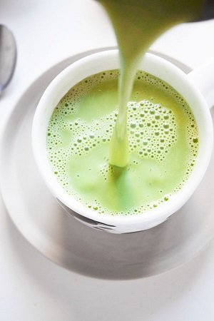 Bột trà xanh Nhật bản