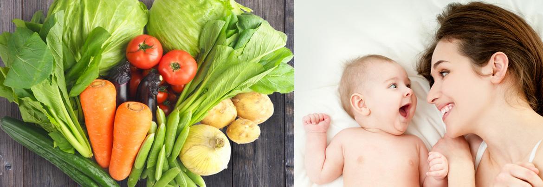 bổ sung dinh dưỡng sau sinh