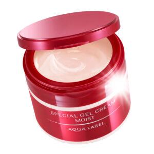 Kem dưỡng ẩm Shiseido Aqua label Special Gel Cream Moist