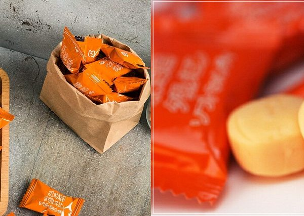 Viên kẹo mềm hảo hạng HOKKAIDO MELON