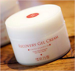 Kyonoyuki Recovery Gel Cream