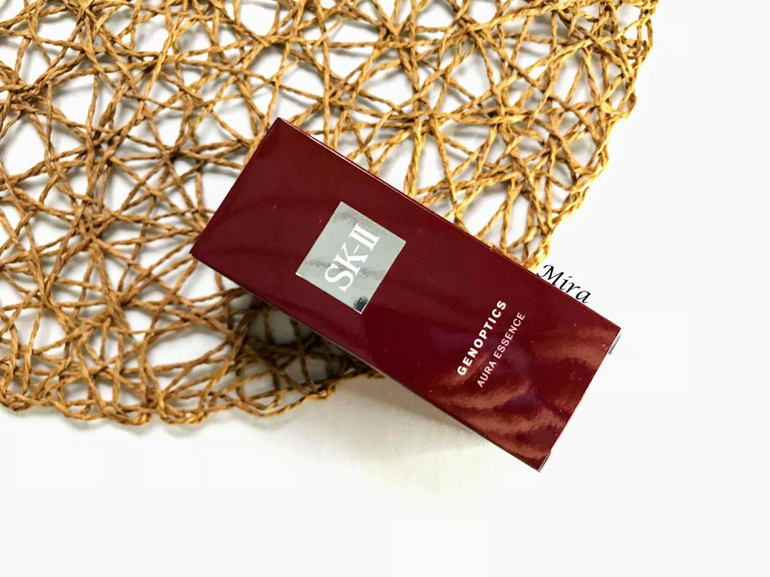 Tinh chất dưỡng trắng da SK-II Gepnotic Aura Essence, chai 50ml