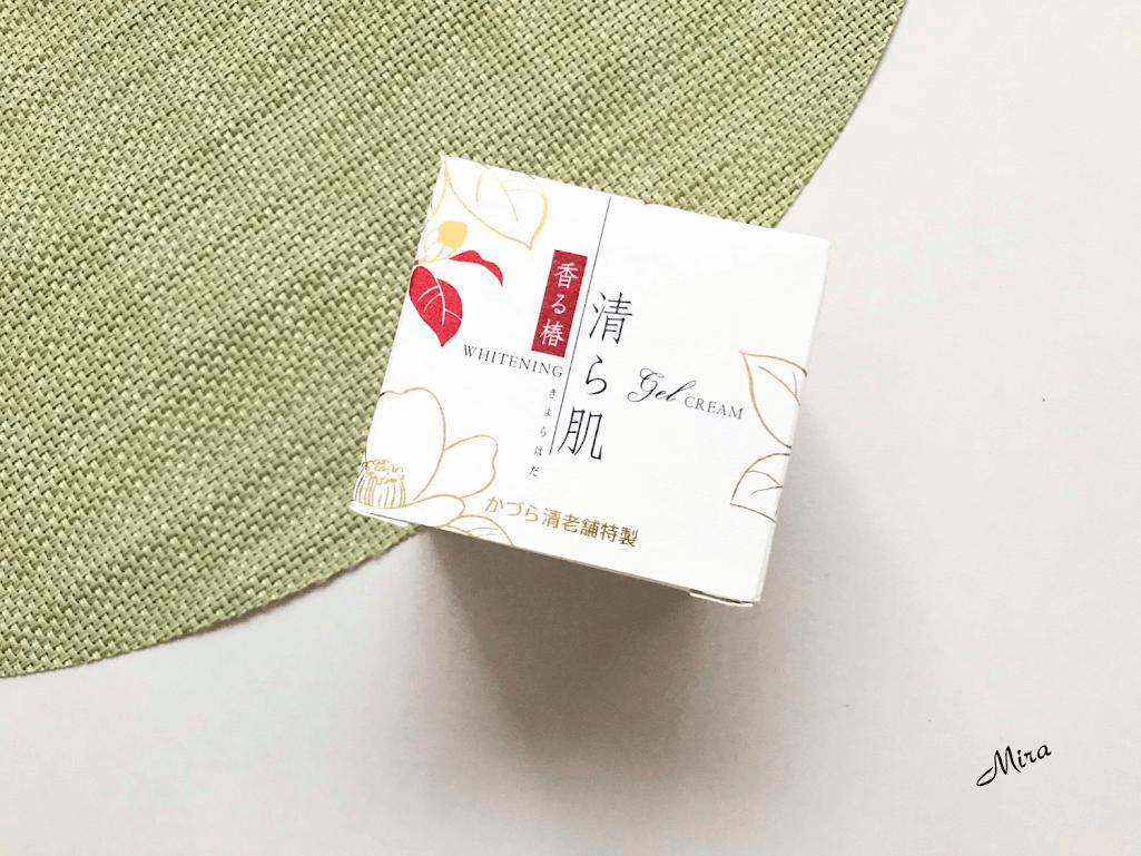 Kazurasei whitening gel cream - Kem dưỡng trắng da từ chiết xuất rượu Sake và các loại thảo dược của Kazurasei, 80g