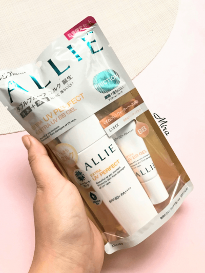 Kem chống nắng Kanebo Allie Extra UV Perfect