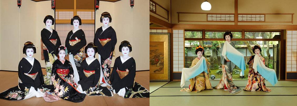 cuộc chiến bảo vệ tương lại Geisha