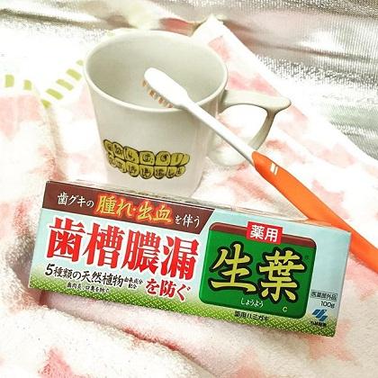Kem đánh răng trị chảy máu viêm lợi của Nhật
