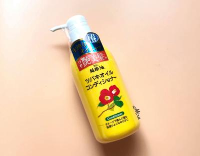Dầu xả chiết xuất tinh dầu hoa trà Kurobara Tsubaki