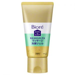 Bioré Ouchi de Aesthe Smooth Massage Face Wash Gel