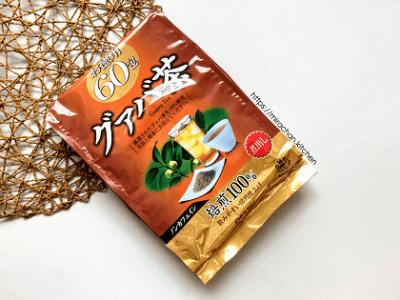 Trà lá ổi giảm cân tiêu mỡ Guava Orihiro Tea