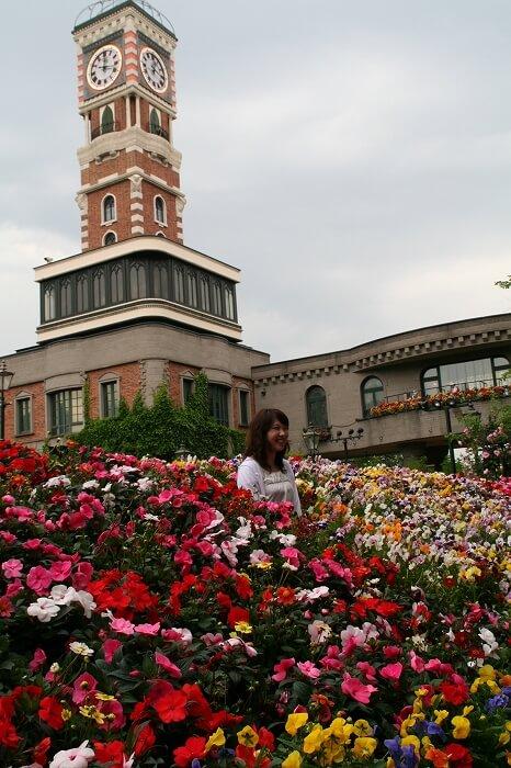 Công viên Shiroi Koibito