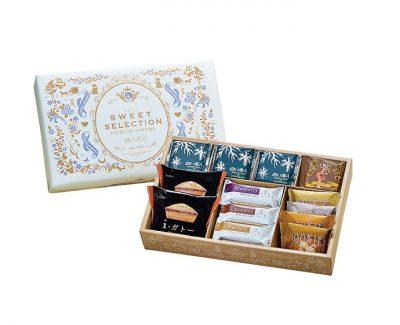Bánh Shiroi Koibito Sweet Selection