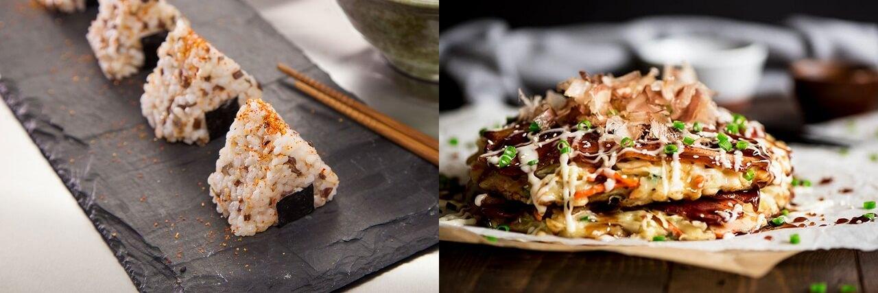Món ăn Nhật Bản độc đáo