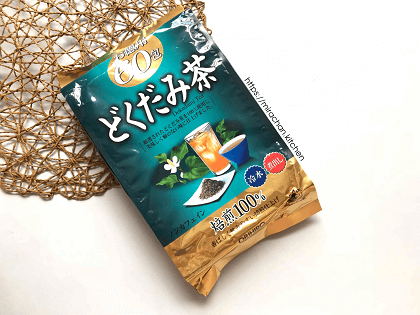 Trà giảm mỡ bụng của Nhật