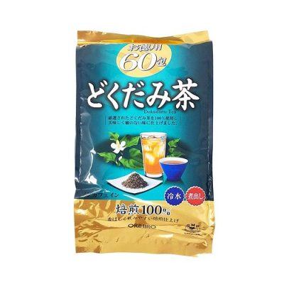 Trà thải độc tố của Nhật