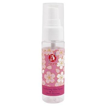 Makanai Hydrating Mist Spray Cherry Blossom
