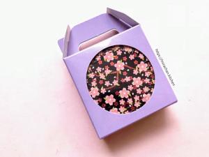 Steam Cream Nhật Bản thiết kế Gion Sakura