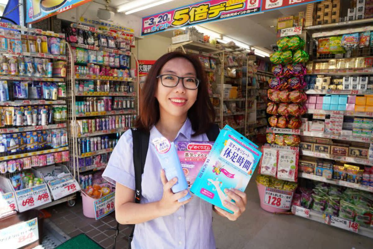 Mỹ phẩm chất lượng cao và giá thành rẻ tại drug store ở Nhật