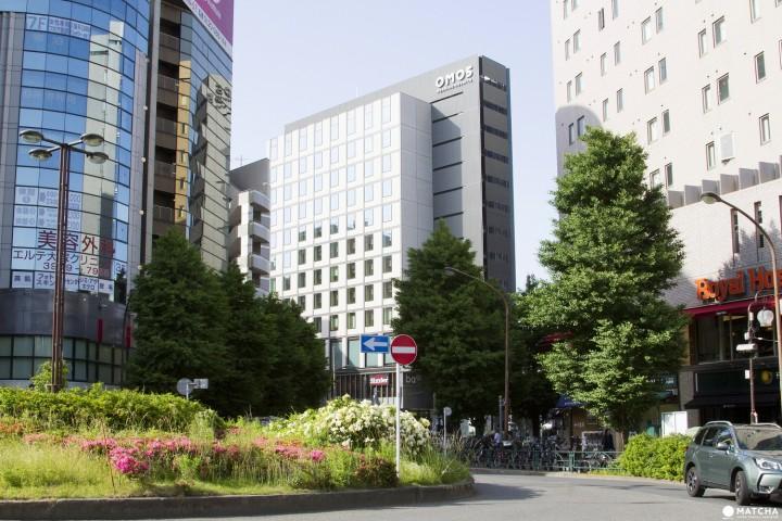 OMO5 Tokyo Otsuka