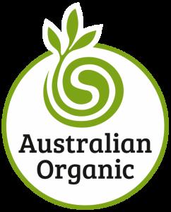 Mỹ phẩm Organic là gì - Australian Organic Logo
