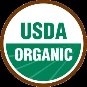 Mỹ phẩm Organic là gì - Logo USDA