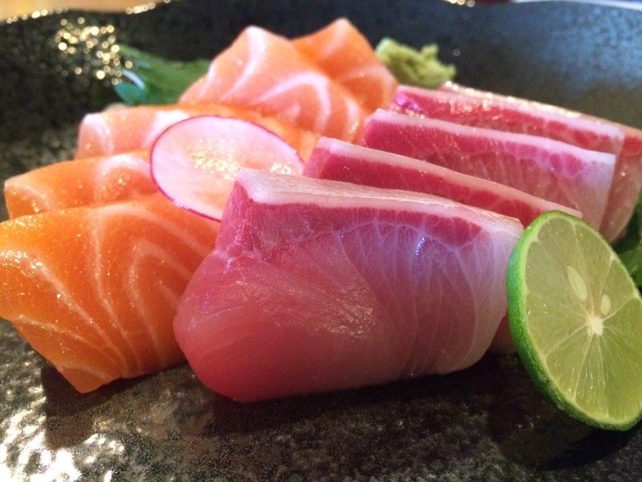 Sashimi là gì và toro