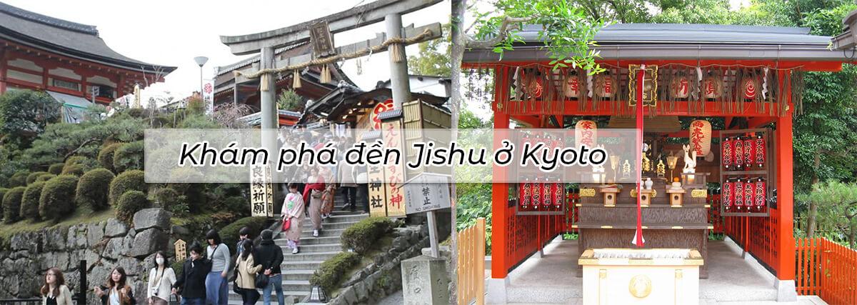 đền thần Jishu