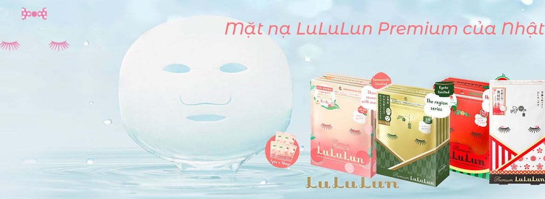 Mặt nạ LuLuLun Premium