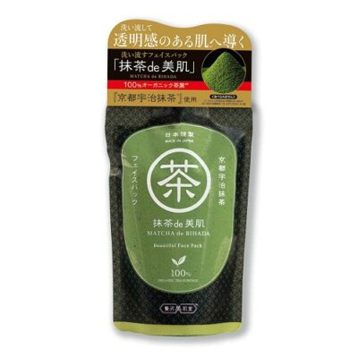 Mặt nạ trà xanh của Nhật