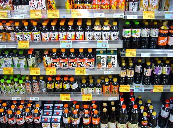 nước sốt Nhật Bản - Tương dễ tìm